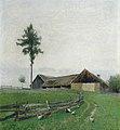 Ferdinand Brunner - Bauernhof bei Zwettl - 380a - Österreichische Galerie Belvedere.jpg