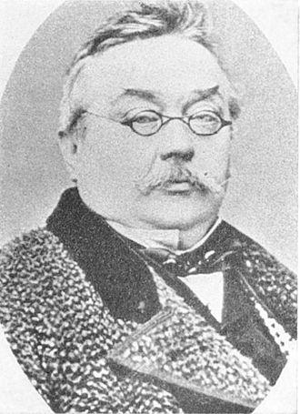 Ferdinand Ritter von Hebra - Image: Ferdinand von Hebra (1816 1880)