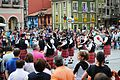 Festival Intercelticu, Stonehouse Pipe Band.JPG