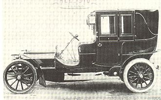 Fiat 16-20 HP - Image: Fiat 16 20hp 1904