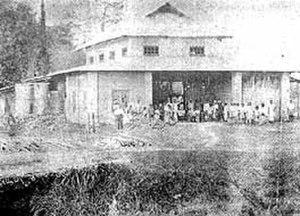 Joymoti (1935 film) - The first ever Assamese film studio at the Bholaguri Tea Estate