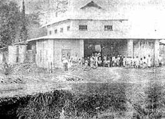 Joymoti (1935 film) - The first ever Assamese film studio at the Bholaguri Tea Estate