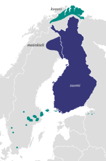 Finnish language Finno-Ugric language mostly spoken in Finland