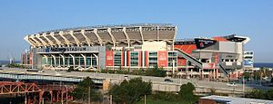 FirstEnergy Stadium - Image: First Energy Stadium exterior 2016