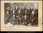 First Presidency and Council of the Twelve Apostles of the Church of Jesus Christ of Latter-day Saints. Copyright secured, C.R. Savage..jpg