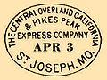 First Westbound Pony Express Overland Post-Mark2 Apr3.jpg