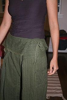 899f6a09cf Thai fisherman pants - Wikipedia