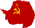 Flag Map of Antarctica (Soviet Union).png