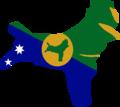 Flag map of Christmas Island.png