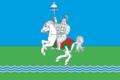 Flag of Sasylsky nasleg.png