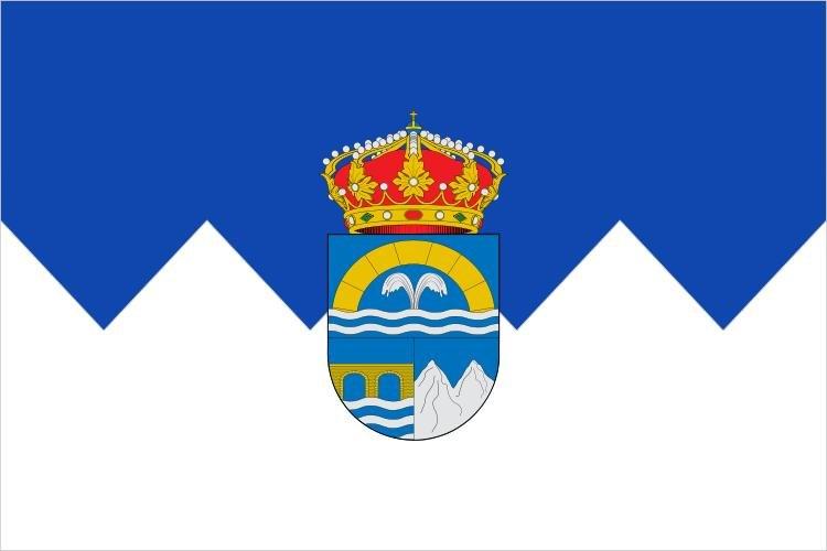 Flag of Velilla municipality