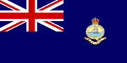 Flag of the Bahamas (1923-1953)