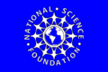 Flag of the National Science Foundation.png