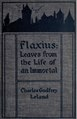 Flaxius, leaves from the life of an immortal (IA flaxiusleaves00lelarich).pdf