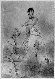 Fleetwood Pellew Royal Navy officer during the French Revolutionary Wars and Napoleonic Wars.