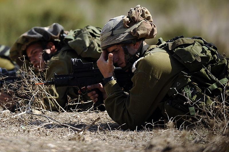 "File:Flickr - Israel Defense Forces - Nachal Brigade Reconnaissance Battalion in ""Commando"" Training (15) cropped.jpg"