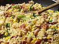 Flickr - cyclonebill - Ris med bacon, majs, chili og forårsløg.jpg