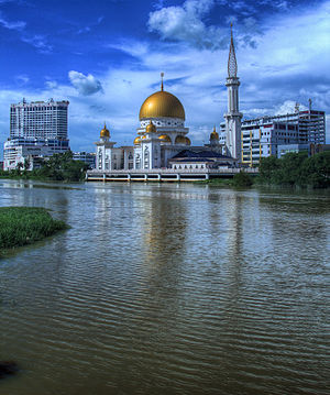 Floating Mosque of Klang (8216640379)