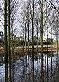 Floods by Smestow Brook, Greensforge, Staffordshire - geograph.org.uk - 657540.jpg