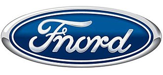 Fnord - A subvertisement of the Ford logo