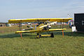Fokker D.Vll Fat Fokker .80 Replica N2466C RFront SNF 04April2014 (14606442983).jpg