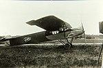 Fokker F.II (V-45) circa 1920 (7585235576).jpg