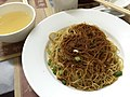 Food Macau, 招牌蝦子撈麵, 黃枝記粥麵, 新馬路, 澳門 (17310325981).jpg