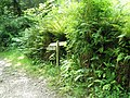 Footpath sign along the Heddon's Path - geograph.org.uk - 917612.jpg