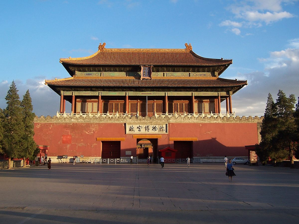 Image result for The forbidden city of china