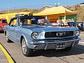 Ford Mustang dutch licence registration AE-58-61 pic2.JPG