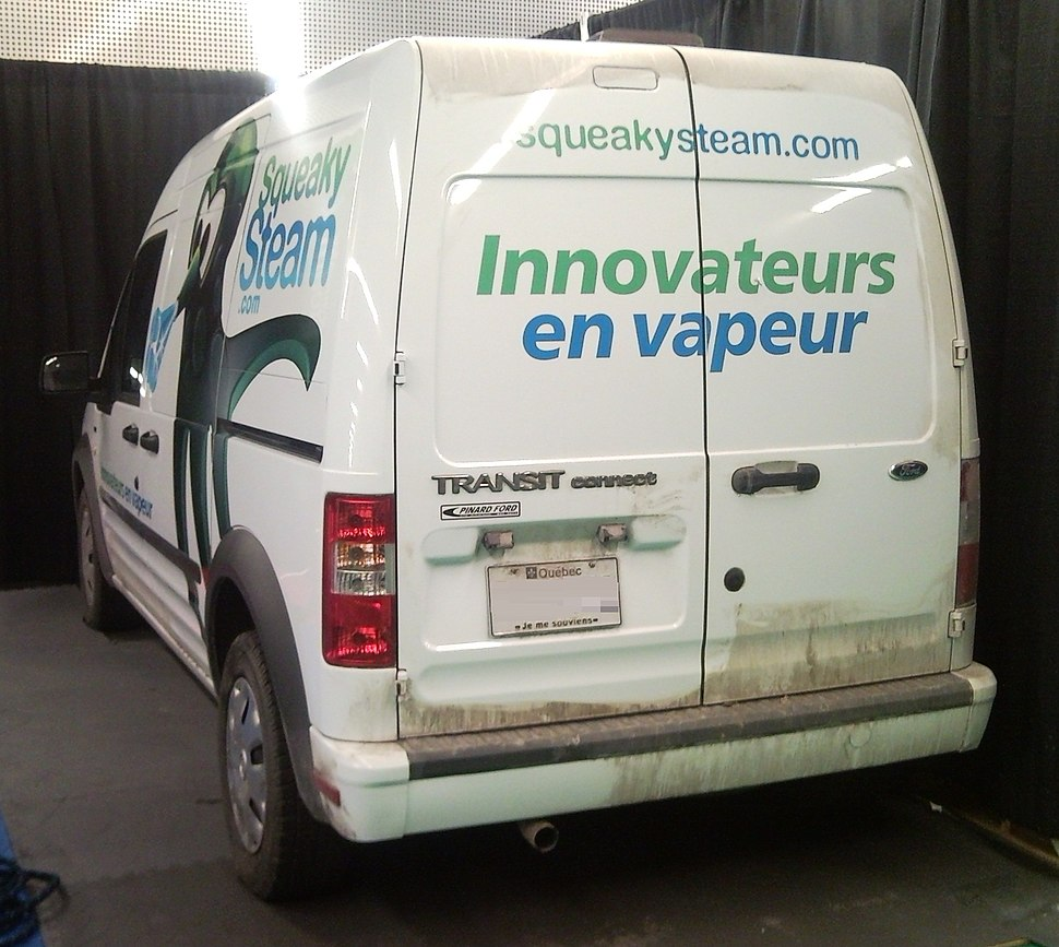 Ford Transit Connect (MIAS %2712)