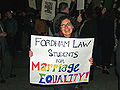Fordham Law School student protests Proposition 8.jpg