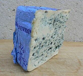 Aurillac - Bleu d'Auvergne