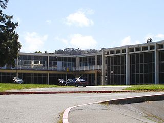 Public school in San Bruno, California, US