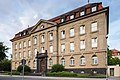 Former Oberpostdirektion building Luerstrasse Zoo Hannover Germany.jpg