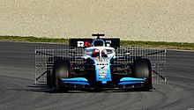 Formula One Test Days 2019 - Williams FW42 - Kubica.jpeg