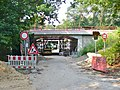 Forst Grunewald - Fischerhuettenwegeisenbahnbruecke (Grunewald Forest - Fischerhuettenweg Railway Bridge) - geo.hlipp.de - 41348.jpg