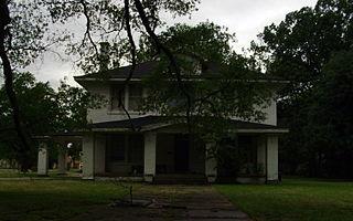 Foster House (420 South Spruce Street, Hope, Arkansas) historic house in Hope, Arkansas