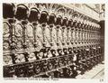 Fotografi av Córdoba. Mezquita, Coro de la Capilla Mayor - Hallwylska museet - 104776.tif