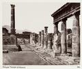 Fotografi av Pompeji, Italien - Hallwylska museet - 106869.tif