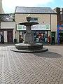 Fountain on Pool Street, Caernarfon - geograph.org.uk - 771286.jpg
