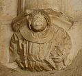 Fr Monastère de Brou – Monk with books corbel A.jpg