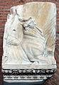 Frammenti in marmo, dal foro di traiano, 98-117 dc ca. 10.JPG