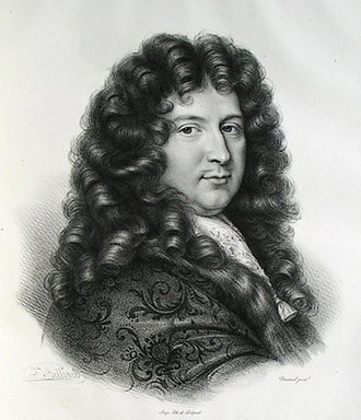 François-Michel le Tellier, Marquis de Louvois - Image: François michel le tellier marquis de louvois