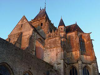 Écouché-les-Vallées Commune in Normandy, France