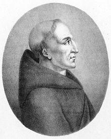 Francesco Antonio Vallotti (Quelle: Wikimedia)