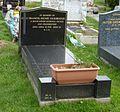 Francis Durbridge grave Putney Vale 2015.jpg