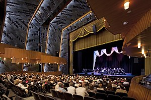 Malcolm Holzman - Image: Francis Marion University Center for Performing Arts