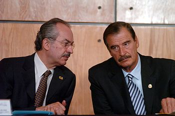 Francisco Gil Vicente Fox
