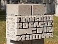 Franciszek Rogaczewski - Cmentarz na Zaspie.jpg